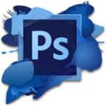 adobe photoshop logo, graphic design, marin, cp creative studio