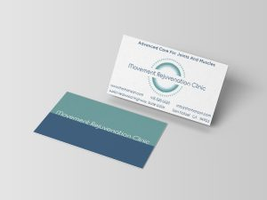 business cards mockup graphic design services, san rafael, marin county cp creative studio