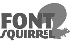 font squirrel graphic design services, san rafael, marin county cp creative studio