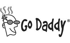 godaddy logos graphic design services, san rafael, marin county cp creative studio