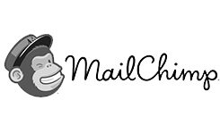 mailchimp logos graphic design services, san rafael, marin county cp creative studio