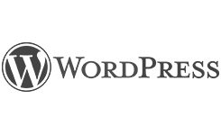 wordpress logo graphic design services, san rafael, marin county cp creative studio